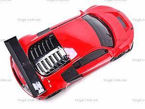 Радиоуправляемый спорткар, красный, 3688-F2ABC, toys