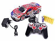 Радиоуправляемый спорткар с комплектом колес, 94-2A, игрушка