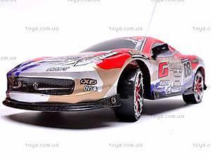 Радиоуправляемый спорткар с комплектом колес, 94-2A, toys.com.ua
