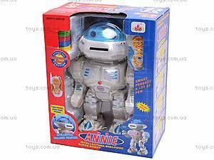Радиоуправляемый стреляющий робот, 28129, детские игрушки