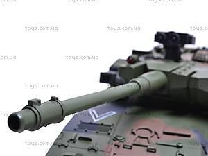 Радиоуправляемый стреляющий танк, 9362-9/10, магазин игрушек