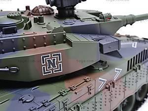 Радиоуправляемый стреляющий танк, 9362-9/10, іграшки
