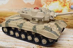 Радиоуправляемый танк, 11358B, игрушки