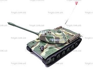 Радиоуправляемый танк, детский, 387D, отзывы