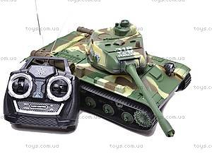 Радиоуправляемый танк, детский, 387D