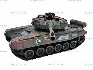 Радиоуправляемый танк для детей, 9362/4101-7/8, купить