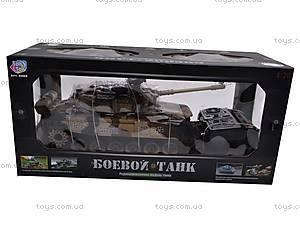 Радиоуправляемый танк для детей, 9362/4101-7/8, фото