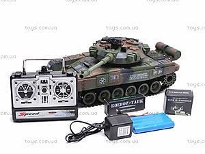Радиоуправляемый танк для детей, 9362/4101-7/8, игрушки