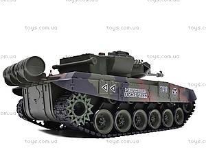 Радиоуправляемый танк для детей, 9362/4101-7/8, toys