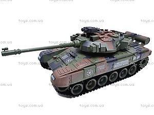 Радиоуправляемый танк для детей, 9362/4101-7/8, іграшки