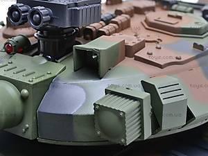 Радиоуправляемый танк для детей, 9362/4101-7/8, детский