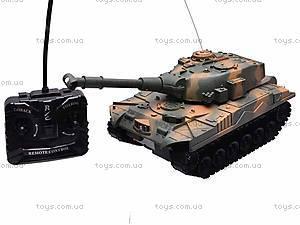 Радиоуправляемый танк на 4 канала, XJ1
