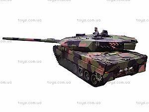 Радиоуправляемый танк, пускает дым, 3889-1, купить