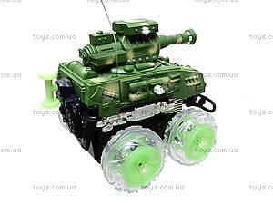 Радиоуправляемый танк со светом, 886-A2, купить