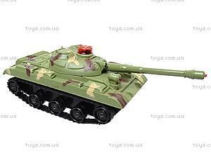 Радиоуправляемый танк в наборе, 2102-2B, игрушки