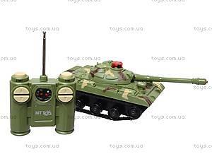 Радиоуправляемый танк в наборе, 2102-2B, детские игрушки