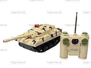 Радиоуправляемый танк в наборе, 2102-2B, магазин игрушек