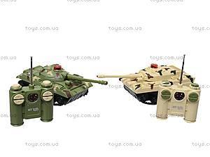 Радиоуправляемый танк в наборе, 2102-2B, toys.com.ua