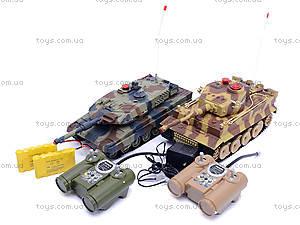 Радиоуправляемый танковый бой, 558