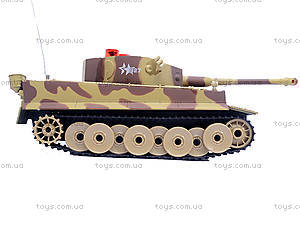 Радиоуправляемый танковый бой, 558, фото