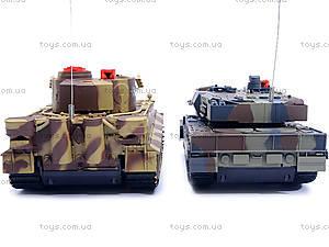 Радиоуправляемый танковый бой, 558, детские игрушки
