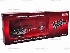 Радиоуправляемый вертолет «Flight», E3305, цена