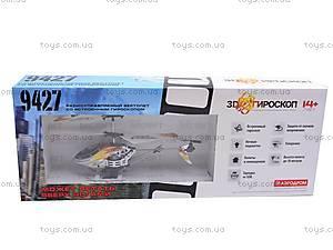 Радиоуправляемый вертолет, гироскопический, 9427, фото