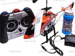 Радиоуправляемый вертолет, игрушечный, BN857