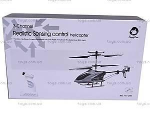 Радиоуправляемый вертолет, стреляющий ракетами, 777-296, отзывы