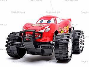 Радиоуправляемый внедорожник Cars, 160-09A, игрушки