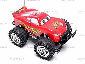 Радиоуправляемый внедорожник Cars, 160-09A, детские игрушки