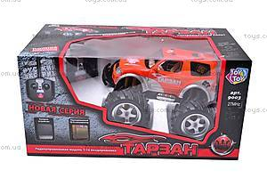 Радиоуправоляемый джип «Тарзан», 9003, игрушки