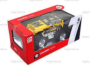 Радиоуправляемая машина «Джип» для детей, 7M-904, отзывы