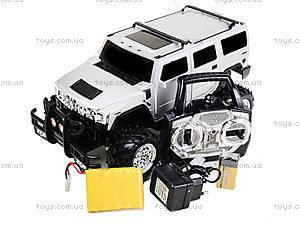 Радиоуправляемая машина для детей «Джип», 3699-A8, цена