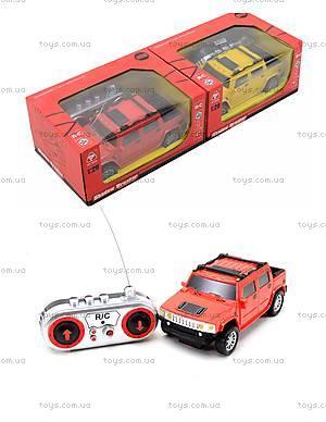 Радиоуправляемая машина для детей «Хаммер», 6140A