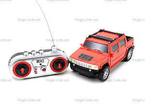 Радиоуправляемая машина для детей «Хаммер», 6140A, игрушки