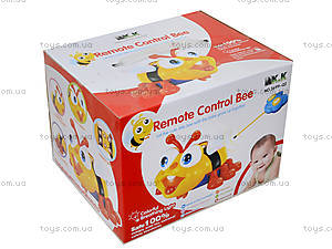 Радиоуправляемая игрушка «Пчела», 3699-Q2, игрушки