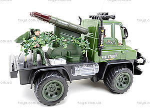 Радиоуправляемы грузовик с ракетной установкой , 468-322, купить