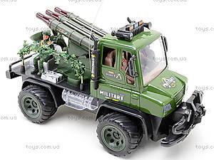 Радиоуправляемы грузовик с ракетной установкой , 468-322, фото