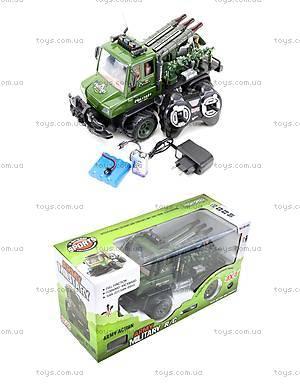 Радиоуправляемы грузовик с ракетной установкой , 468-322