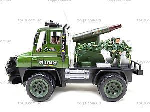 Радиоуправляемы грузовик с ракетной установкой , 468-322, отзывы