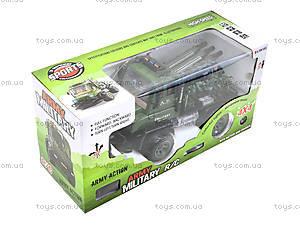 Радиоуправляемы грузовик с ракетной установкой , 468-322, магазин игрушек