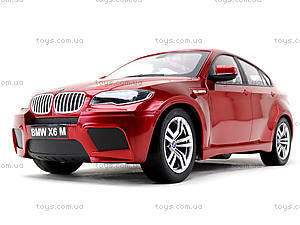 Радиоуправляемый джип BMW X6, 8541BO, купить