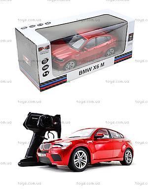 Радиоуправляемый джип BMW X6, 8541BO