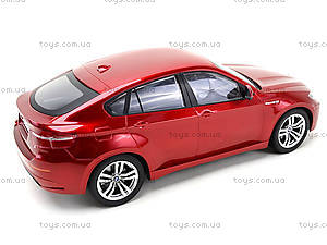 Радиоуправляемый джип BMW X6, 8541BO, игрушки