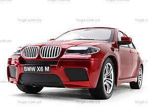 Радиоуправляемый джип BMW X6, 8541BO, детские игрушки
