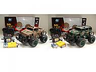 Радиоуправляемый джип с армейской раскраской, YDF978R2YDF9, отзывы
