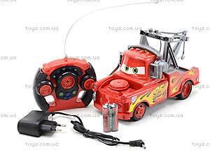 Радиоуправляемый грузовик «Тачки», 767-319C, детские игрушки