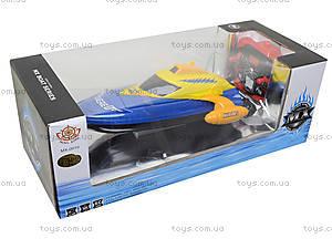 Радиоуправляемый катер на аккумуляторах, MX-0010-12, доставка