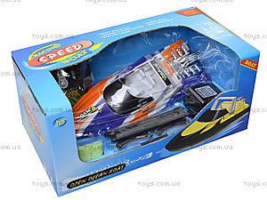 Радиоуправляемый катер с подставкой, 26A-131415, магазин игрушек